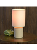 HomArt Nano Table Lamp, Cement - Medium Grey