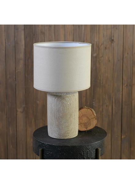 HomArt Arbol Table Lamp, Cement