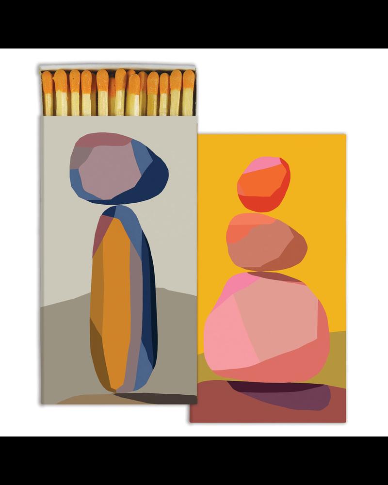 HomArt Balancing Rock HomArt Matches - Set of 3 Boxes