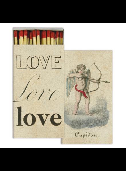 HomArt Cupid & Love HomArt Matches - Set of 3 Boxes