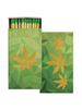 HomArt Cannabis HomArt Matches - Set of 3 Boxes