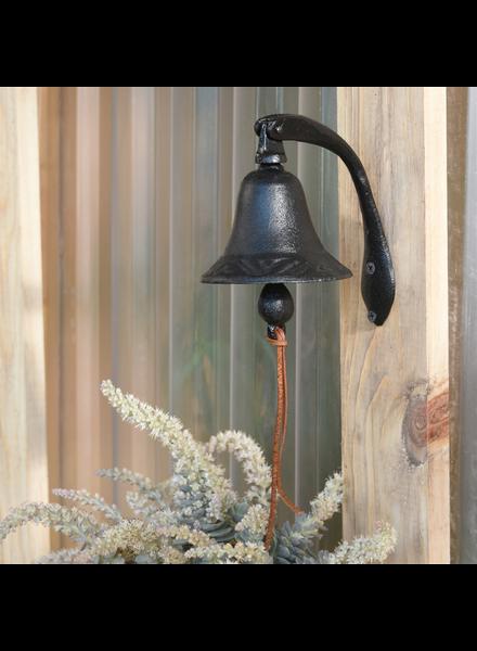 HomArt Arch Bell, Cast Iron - Black