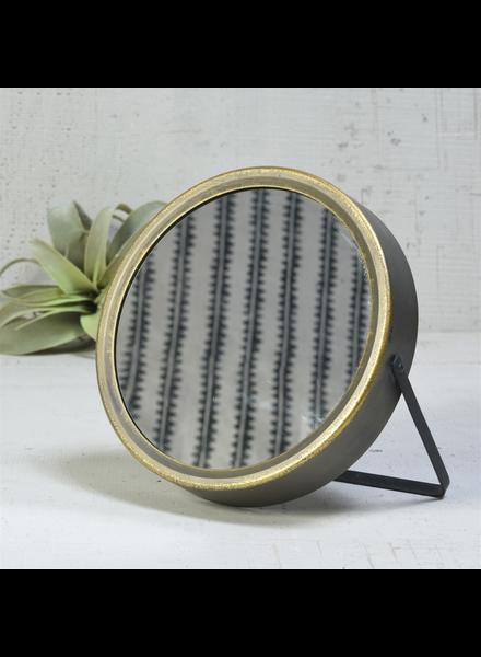 HomArt Archer Easel Mirror, Round