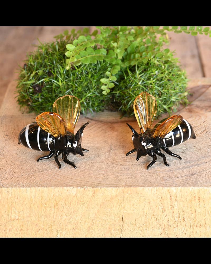 HomArt Bee, Glass