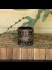HomArt Dark Brown Ceramic Cusco Cachepot - Sm - Set of 2