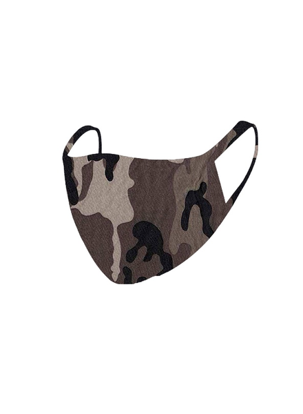 The Skate Group Camo Face Mask