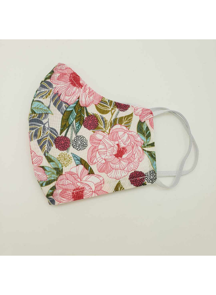 Marta's Face Mask's Floral Womens Face Mask