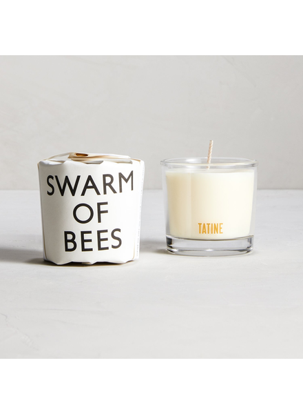 Tatine Swarm of Bees Votive