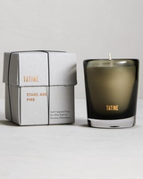 Tatine Garden Mint Stars Are Fire Candle