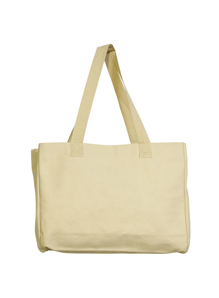 HomArt Beach Tote, Canvas - Blank