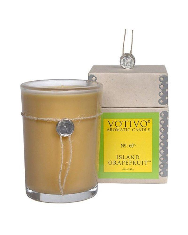 Island Grapefruit Votivo Candle No. 60
