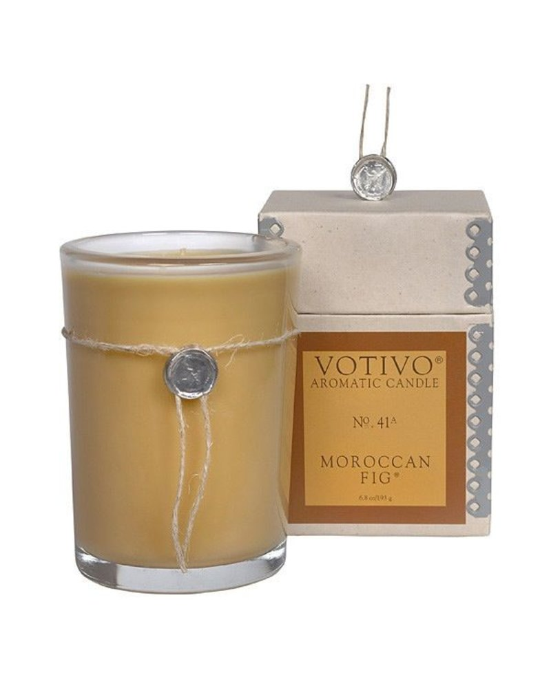Moroccan Fig Votivo Candle No. 41