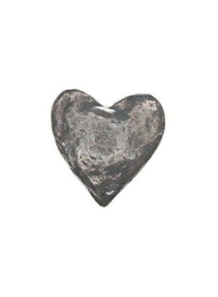 Pewter Pocket Heart Charm - Bakers Dozen (online only)
