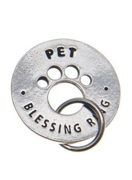 Pewter Pet Blessing Ring - Bakers Dozen (online only)