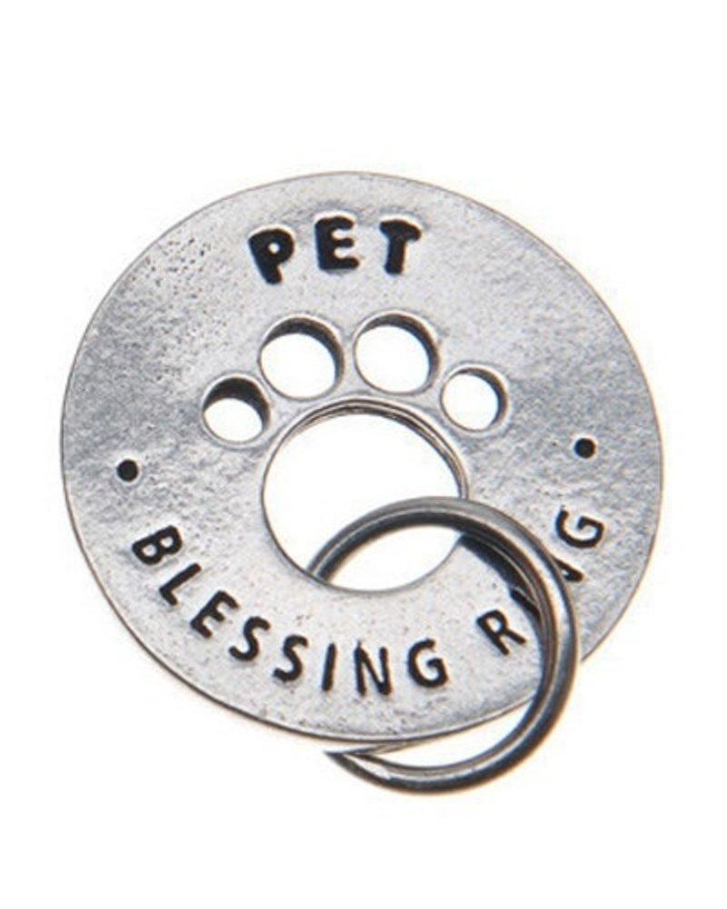 Pewter Pet Blessing Ring - Bakers Dozen (online only)
