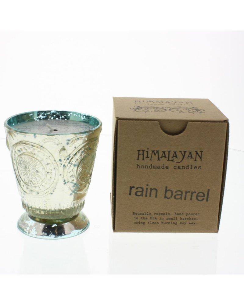 Fleur de Lys Rain Barrel Soy Candle