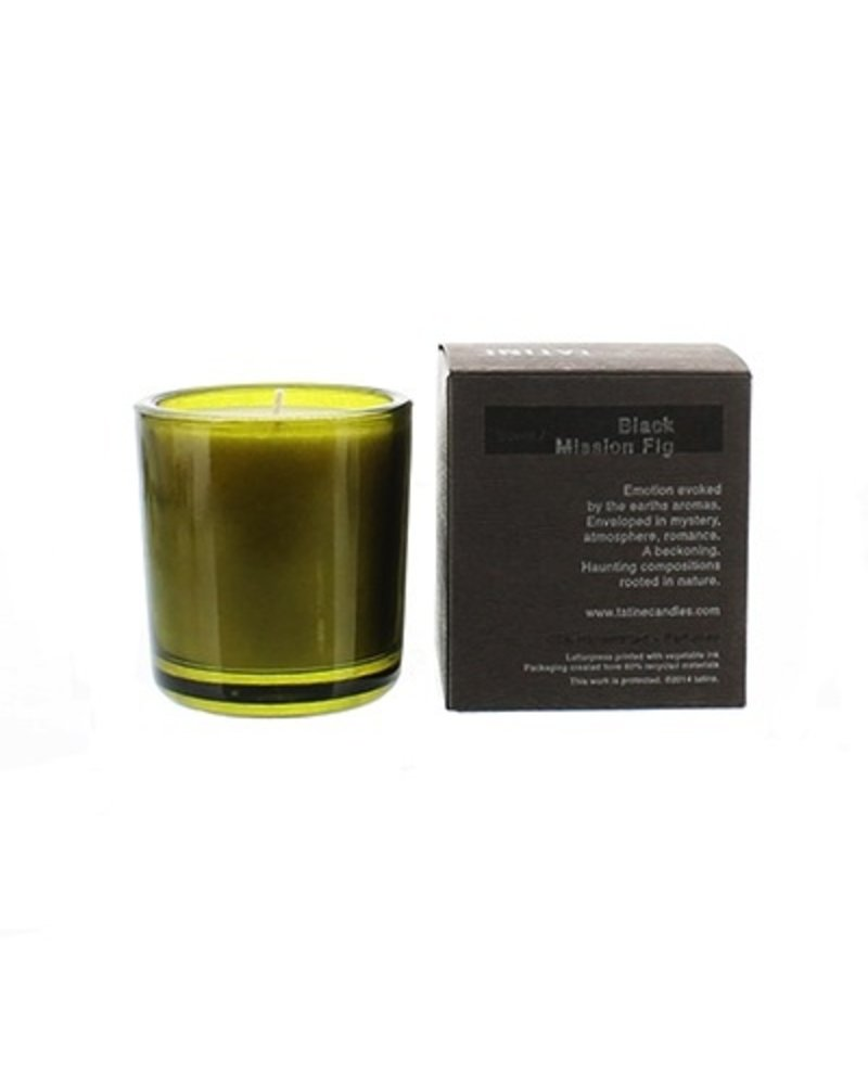 Tatine Black Mission Fig Candle