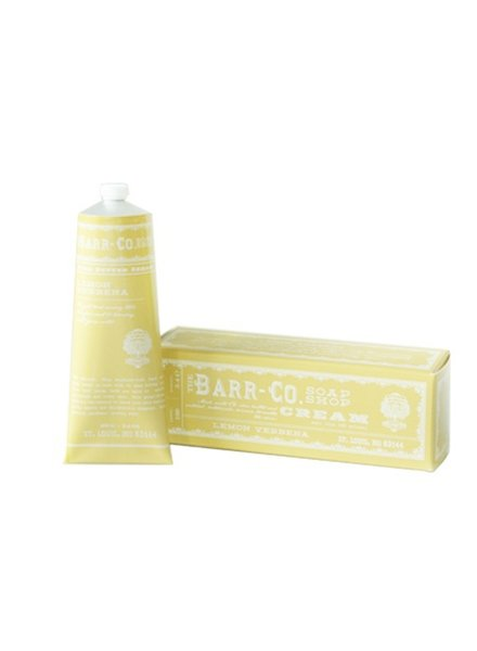 Barr-Co Lemon Verbena Hand Cream 3.4oz