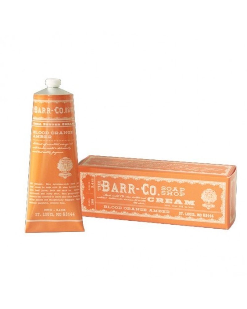 Barr-Co Blood Orange Hand Cream 3.4oz