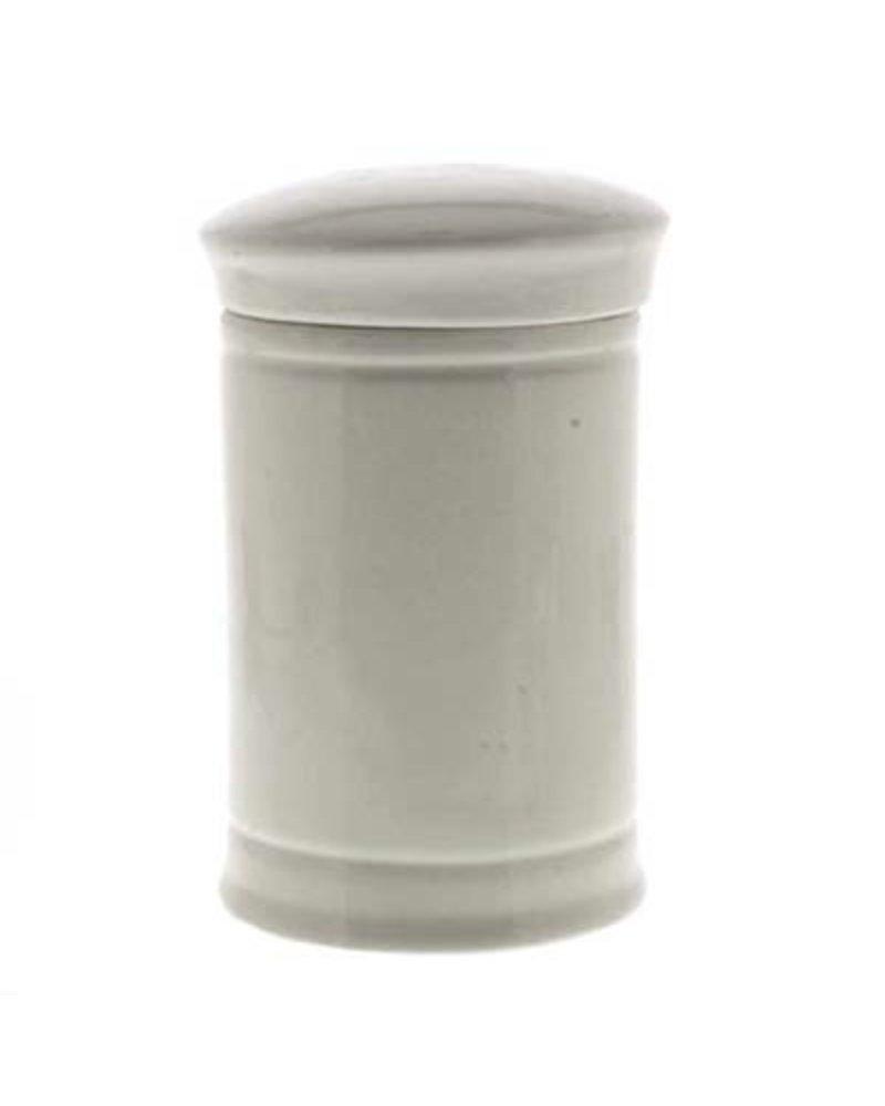 Ungt. Basilic. Med Ceramic Apothecary Jar