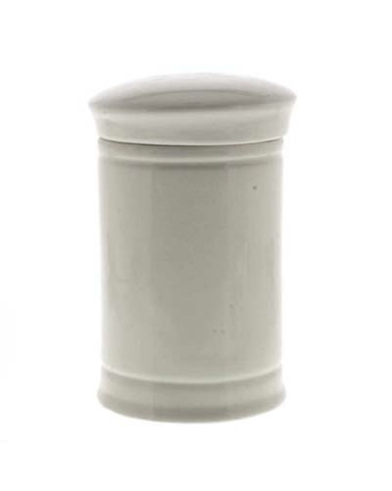 Sacchar. Alb. Pulv. Med Ceramic Apothecary Jar