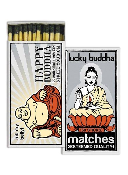 HomArt Buddha Brand HomArt Matches - Set of 3 Boxes