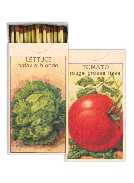 HomArt Seed Packets HomArt Gardening Matches - Set of 3 Boxes