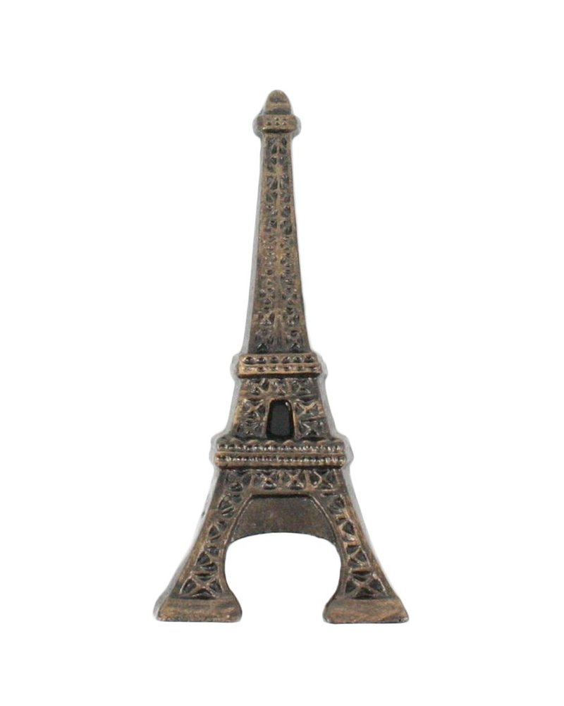 HomArt Eiffel Tower HomArt Cast Iron Bottle Opener - Antique Bronze