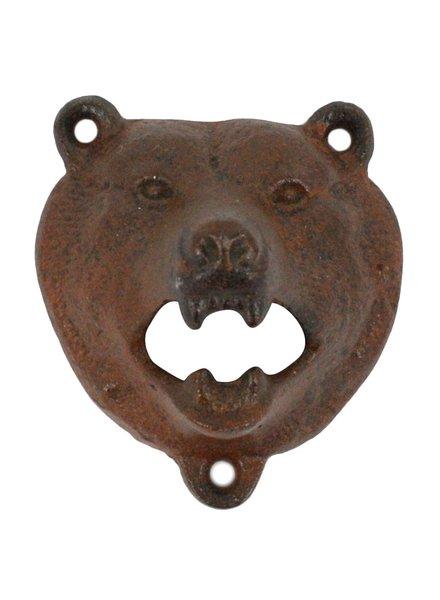 HomArt Brown Bear HomArt Bottle Opener