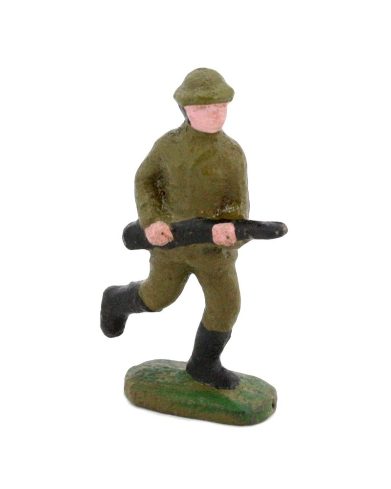 HomArt Trooper Tom Toy Solider - Cast Iron