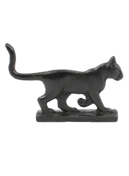 HomArt Karl on the Prowl - Cast Iron Black - Set of 2