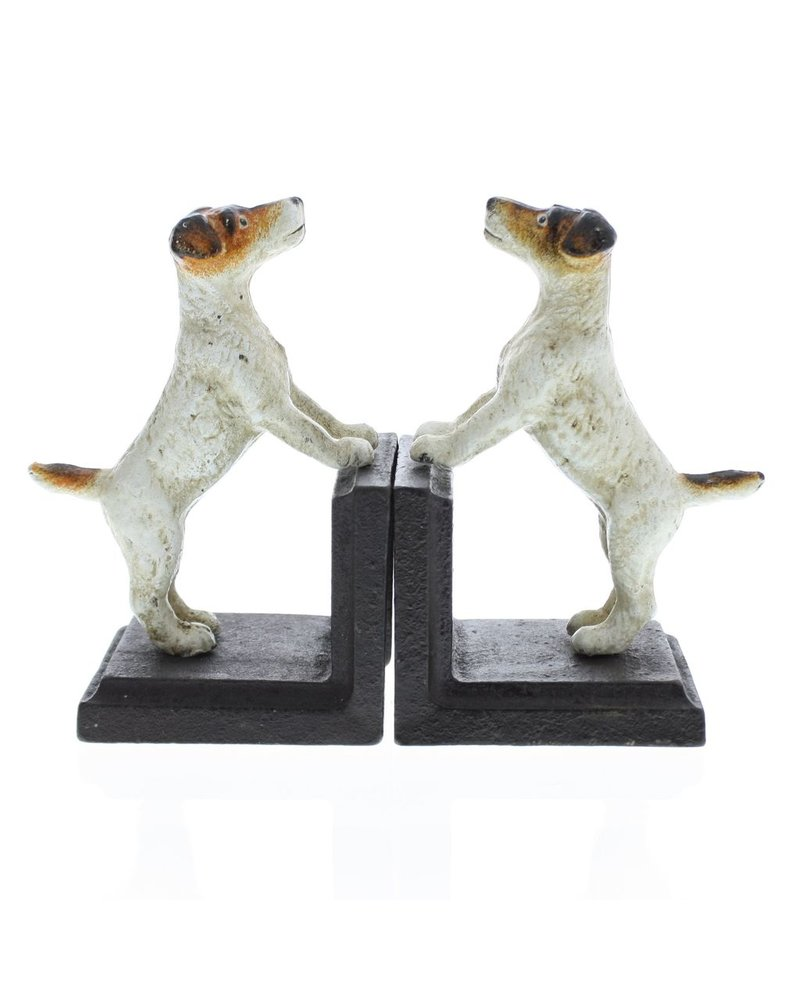 HomArt Jack Russell Dog Bookends