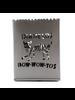 HomArt Tin Luminaria - Dia De Bow Wow Tos - set of 8
