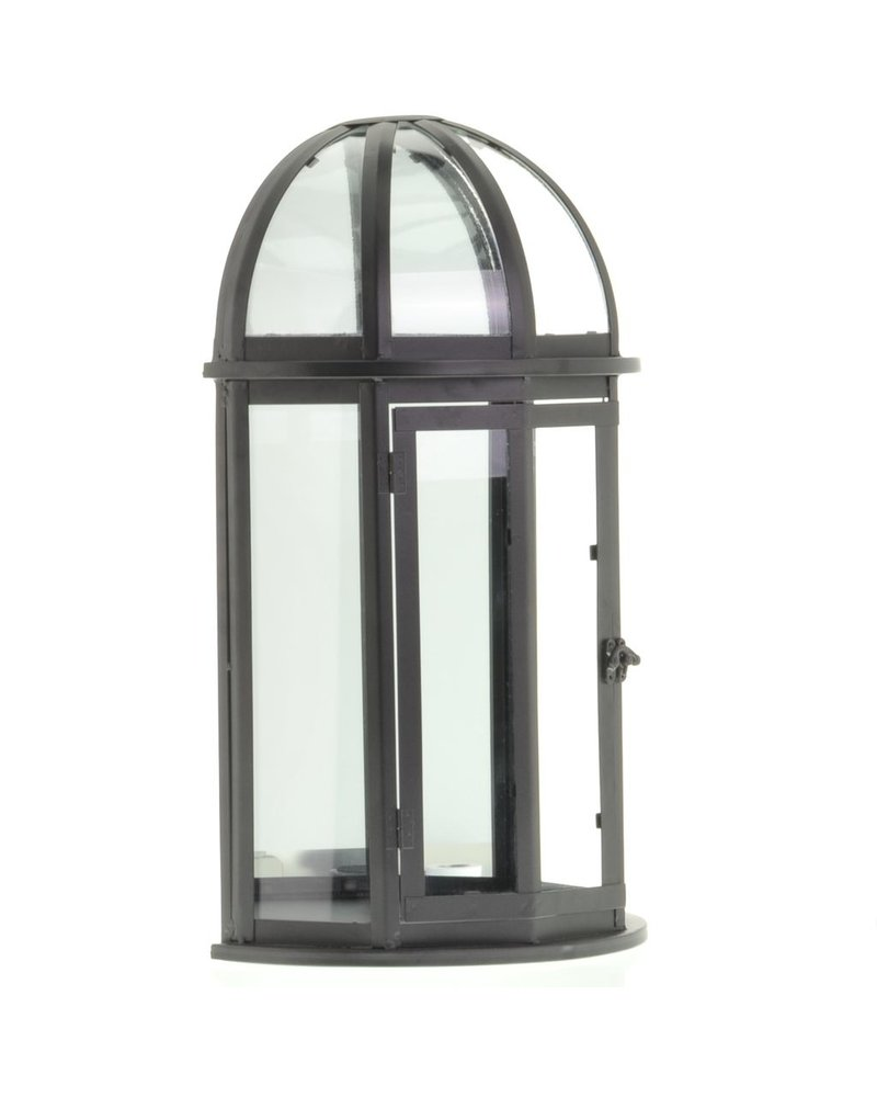 HomArt Capital Display Case - Wall Mount Antique Black