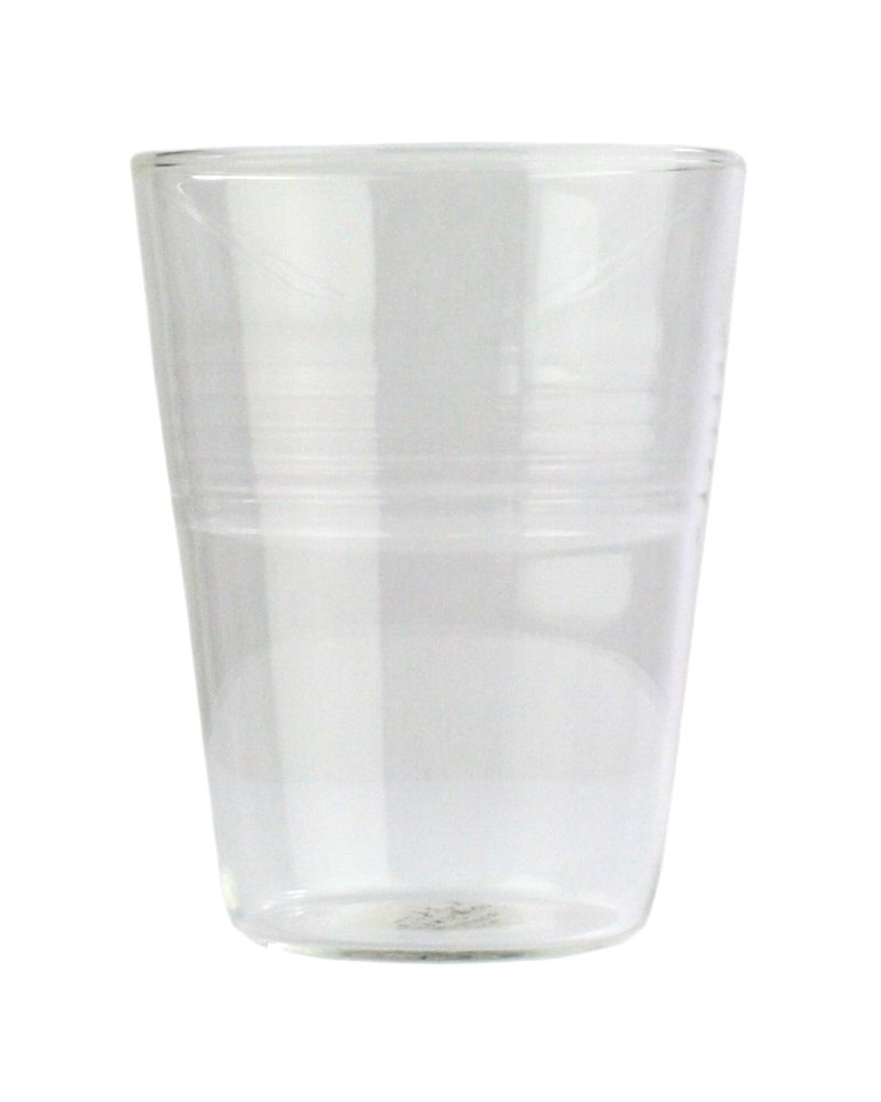 HomArt Spencer Cup - Small Clear - Set of 2