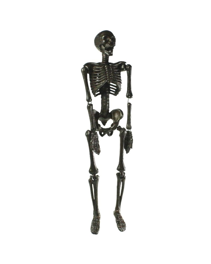 HomArt Articulated Skeleton - Cast Iron Natural