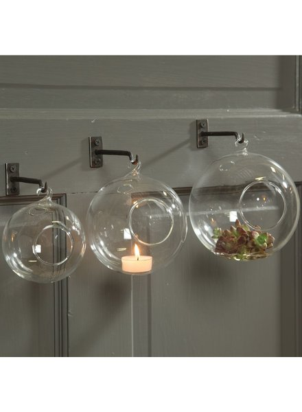 HomArt Hanging Bubble - Lrg Clear