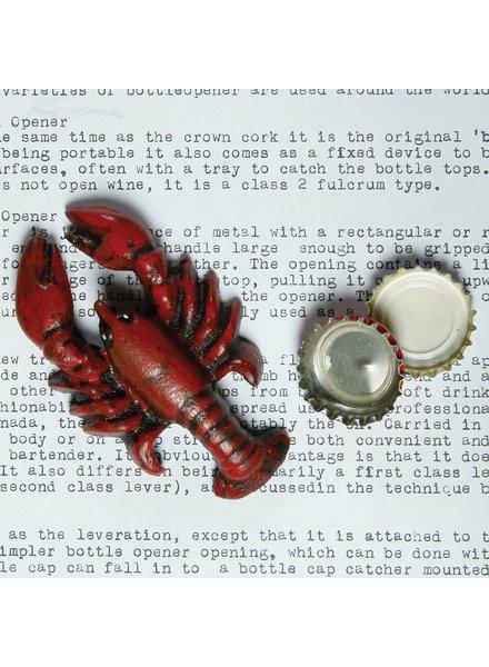 HomArt Lobster HomArt Cast Iron Bottle Opener