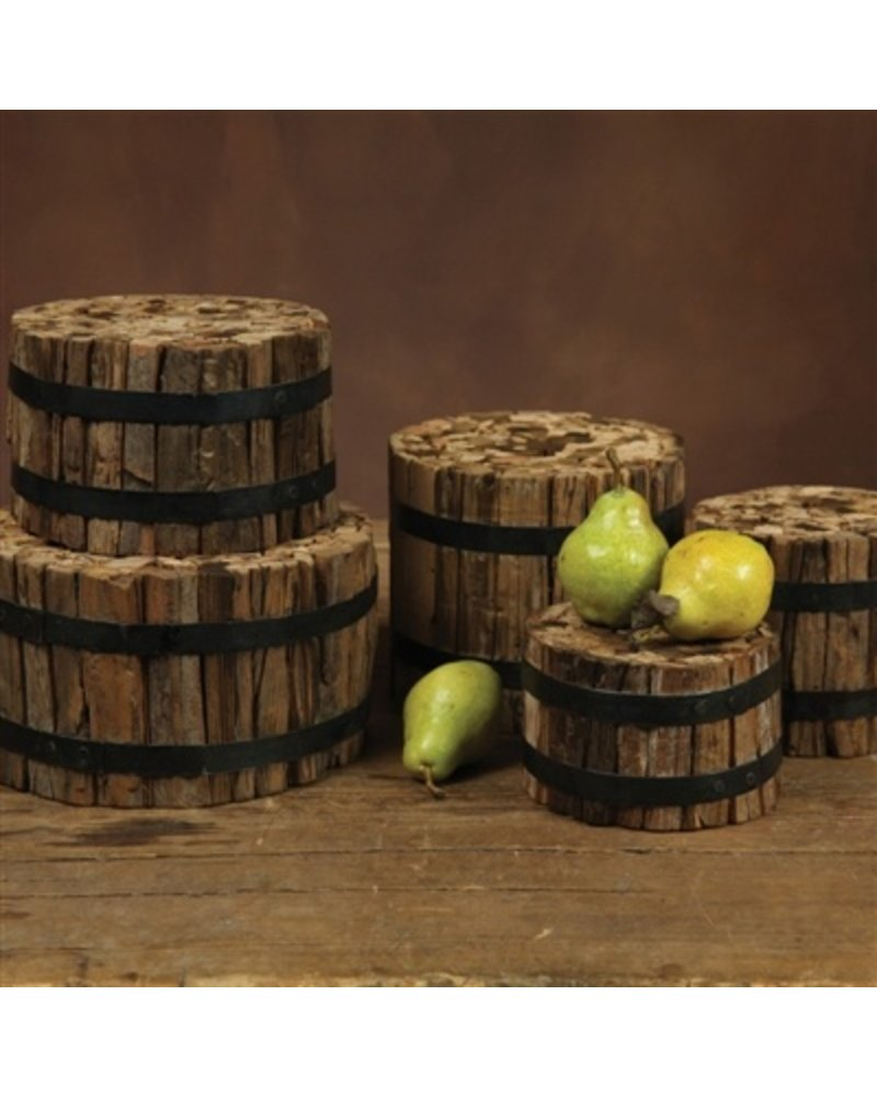 HomArt Wood Bundle 6x4 - Rnd