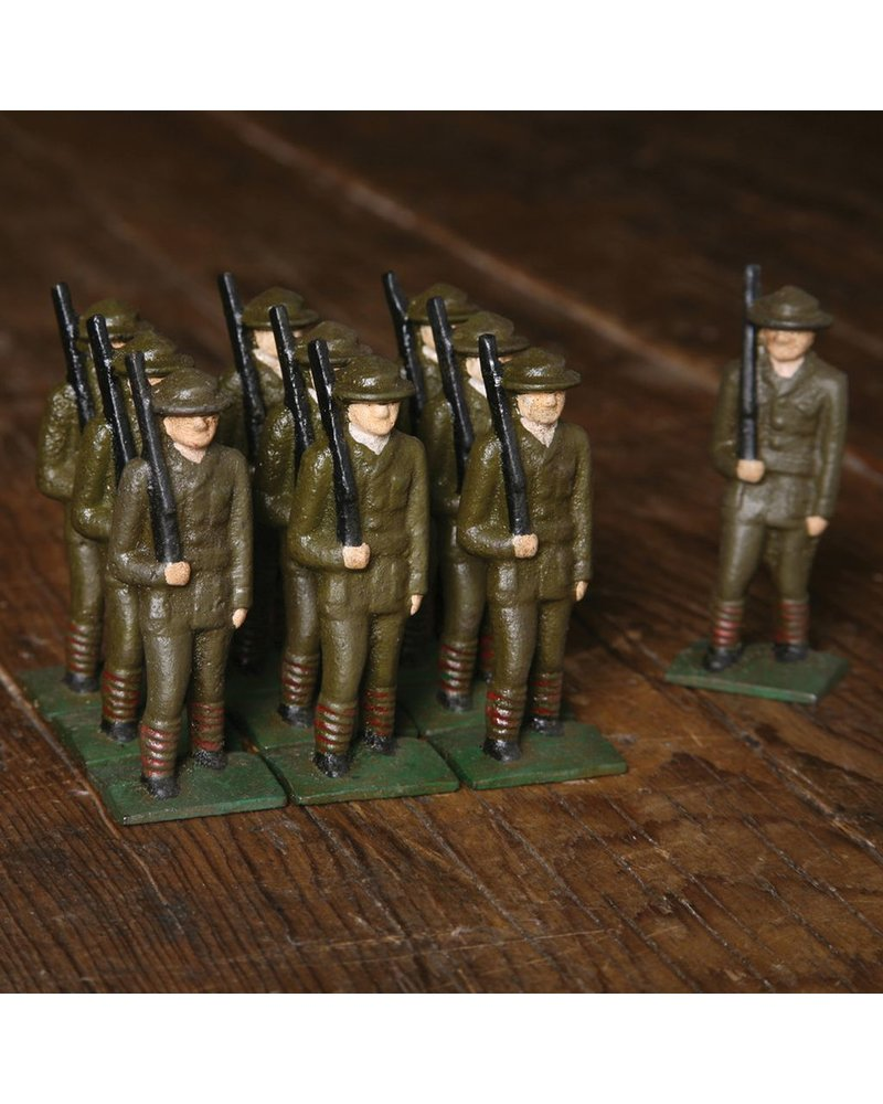 HomArt Private Greene Toy Solider - Cast Iron - Set f 2
