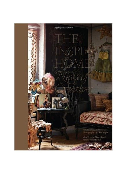 The Inspired Home: Nest Of Creatives
