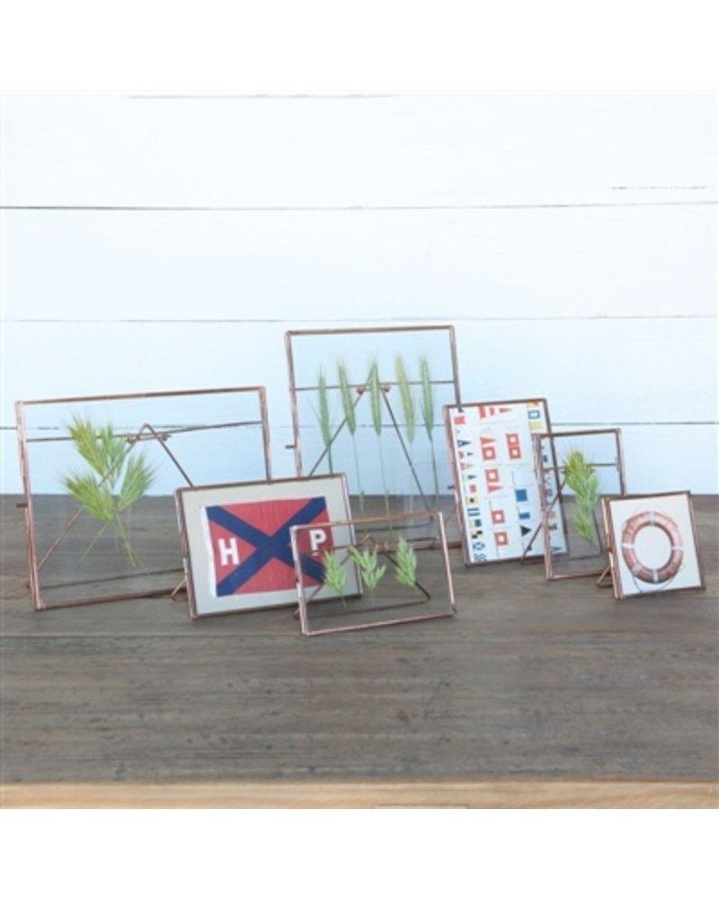 HomArt Cornell Easel Frame 4x6 - Vert Copper