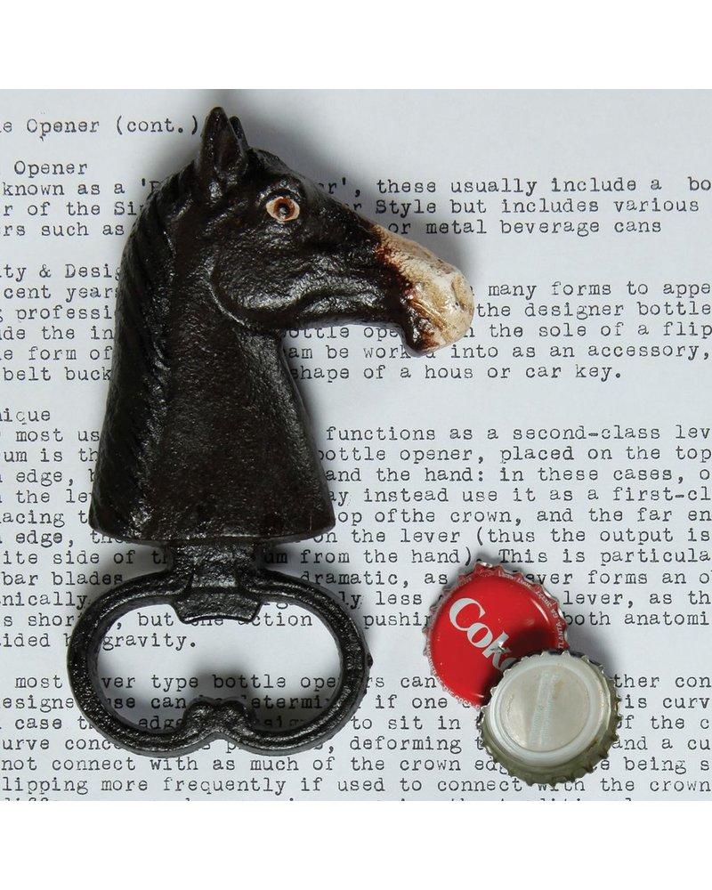 HomArt Horse Head HomArt Cast Iron Bottle Opener