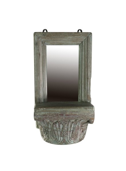 Corbel Wall Sconce Mirror (1)