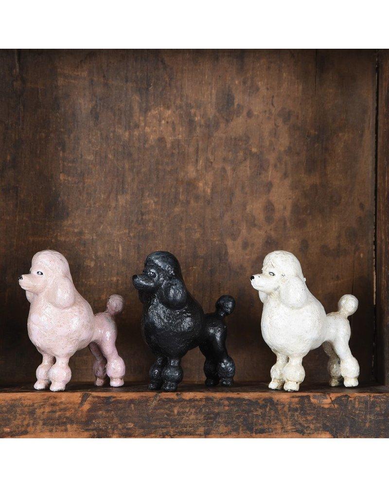 HomArt Poodle - Cast Iron-Black