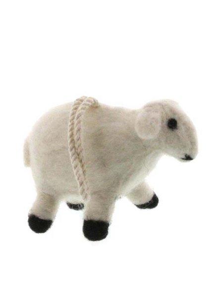 HomArt Felt Sheep Ornament
