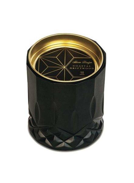 Coastal Driftwood Black Jar Axiom Candle