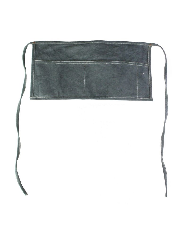 HomArt Workshop Canvas Apron - Tool-Graphite