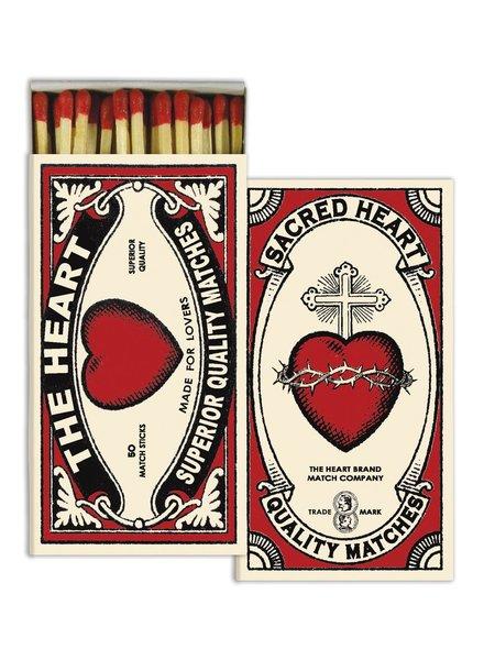 HomArt The Heart HomArt Matches - Set of 3 Boxes