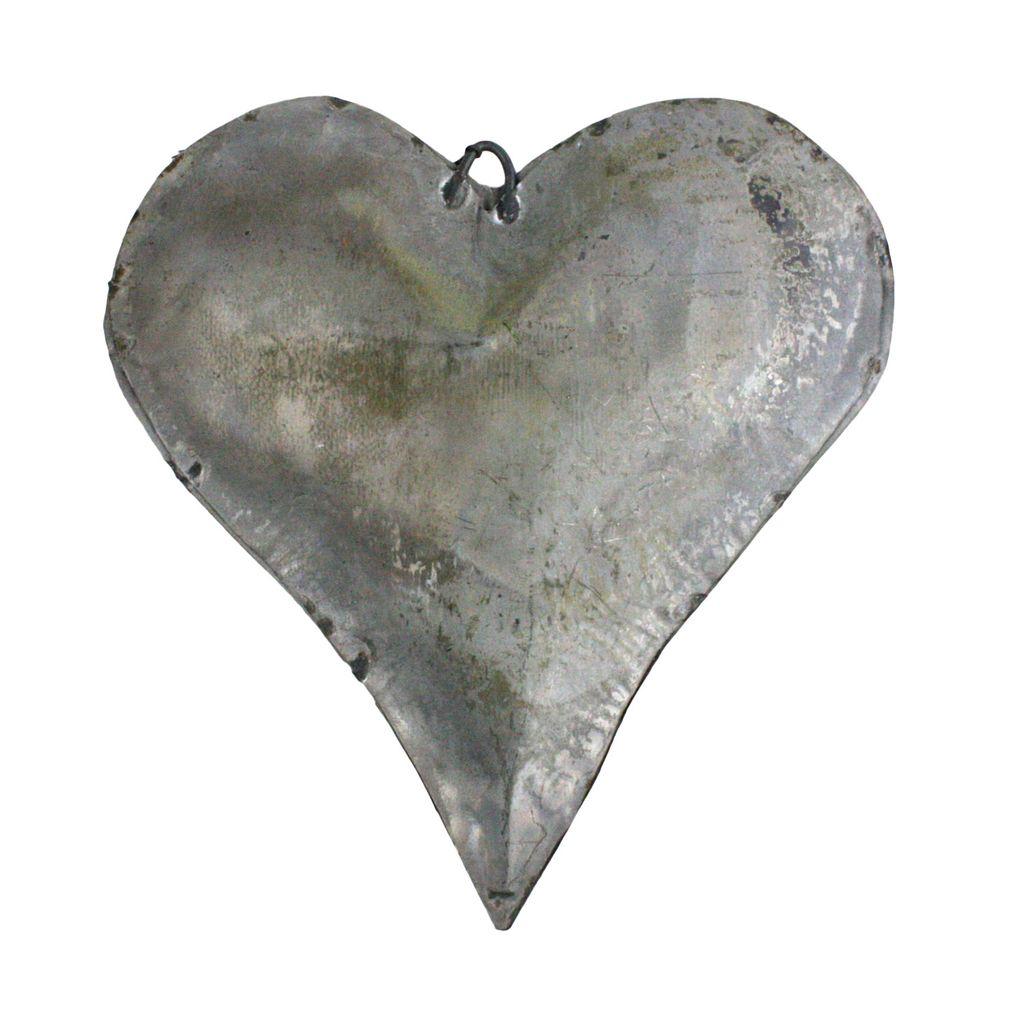 Homart Tin Man S Heart Galvanized Areohome